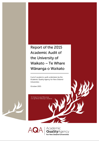 Waikato report photo of front page